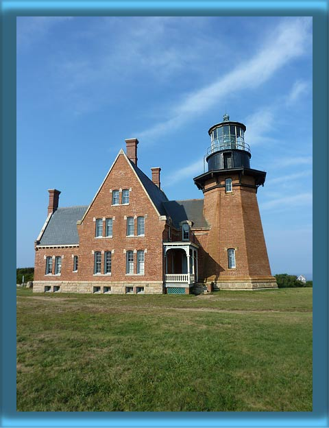 Block Island Southeast Lighthouse 2013