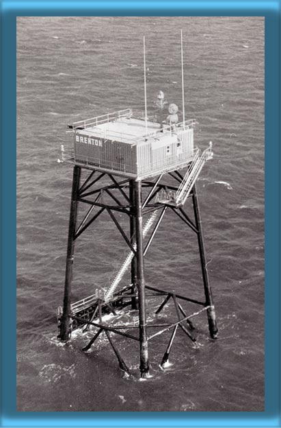 Brenton Reef Offshore Light station