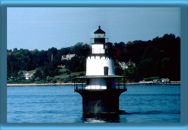 Hog Island Shoal Lighthouse