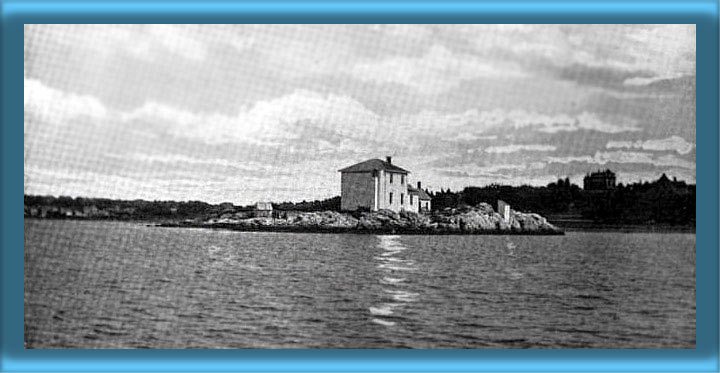 Photo of Lime Rock Lighthouse