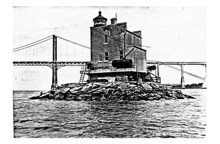 1924 Musselbed Shoal Lighthouse