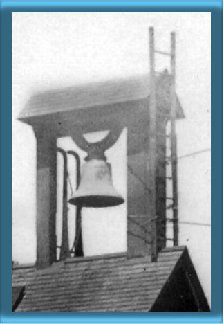 Musselbed Shoals Lighthouse's Fog Bell