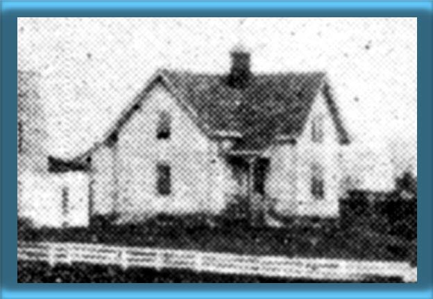 Warwick Light Station and Keeper's Dwelling 1900