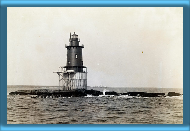 Whale Rock Lighthouse