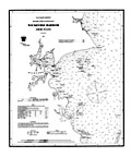 Wickford Harbor Nautical Chart - 1868