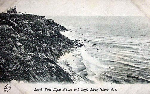 Southeast Lighthouse Postcard