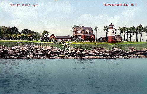Gould Island Lighthouse